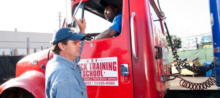 Truck Driver Training Rule Soon To Be Published