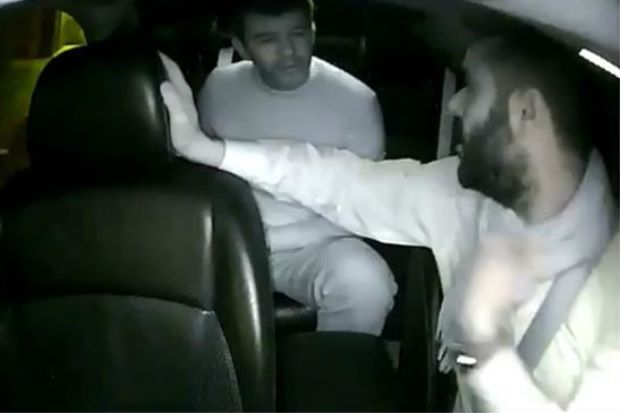 Uber Takes Another Hit When It's CEO Blows Up On A Driver And Is Caught On Camera