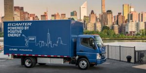 The first Electric truck by Daimler was delivered to UPS