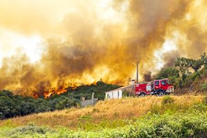 Mendocino Complex Fire Reaches 273K Acres: 2nd Largest Wildfire in California