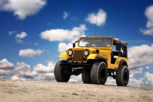 Pomona Hosts Off Road Expo Featuring Charming SUV's & Crazy Jeeps