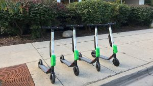 E-Scooter Caused 200 Injuries In Austin, TX