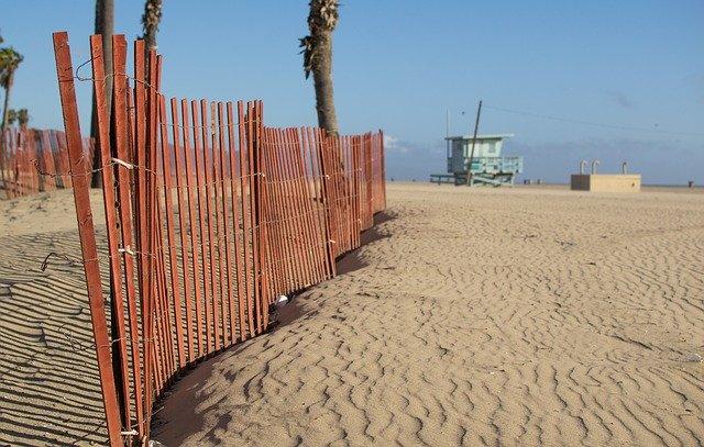 Beach, Trailheads Closed Despite Summer Temps