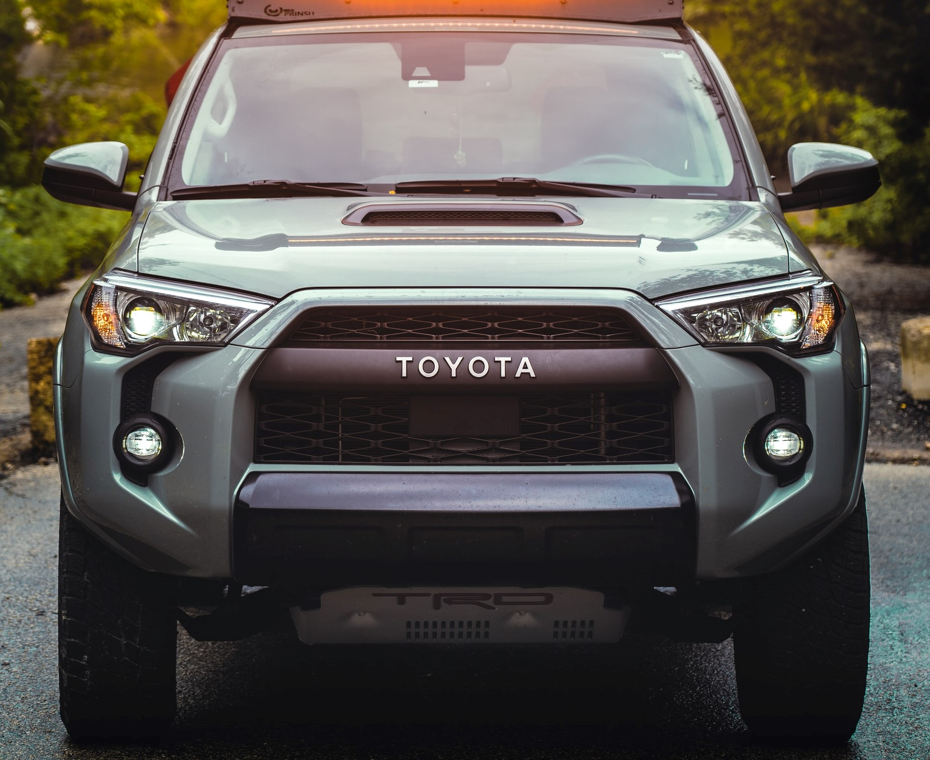 Toyota Tundras are Recalled Over Fire-Prone Headlamps